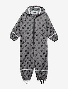 RainwearSuit. Apple - STEEL GREY