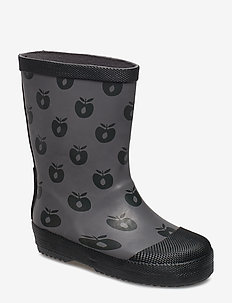Rubber boot. Apple - STEEL GREY