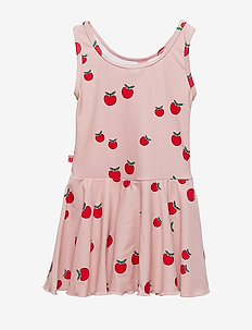 Swim Dress. Apple - SILVER PINK