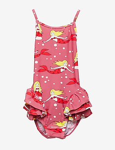 Swimwear, Suit. Mermaid - RAPTURE ROSE