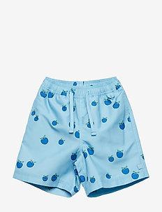 Swim shorts, long. Fall Apple - AIR BLUE