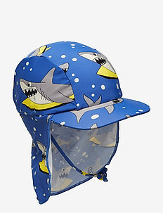Swimwear, Sun cap. Shark - BLUE LOLITE