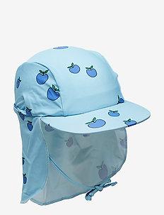 Swimwear, Sun cap. Apple - AIR BLUE
