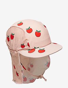 Swimwear, Sun cap. Apple - SILVER PINK
