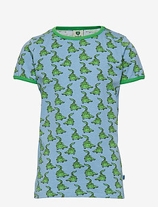 T-shirt SS. Croco - SKY BLUE