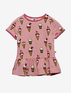 T-shirt SS. Icecream - BLUSH