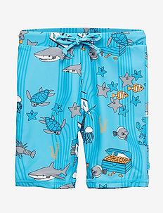 Swim shorts, long. Sea world - BLUE ATOLL