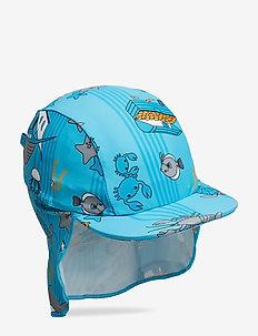 Swimwear, Sun cap. Ocean - BLUE ATOLL