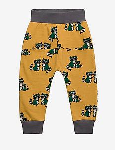 Pants. Raccon - OCHRE