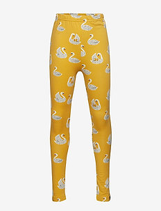 Leggings Swan - OCHRE