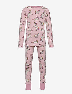 Nightwear. Unicorn - CORAL BLUSH