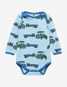 Body LS. Tractor - AIR BLUE