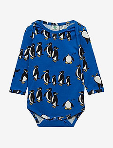 Body LS. Penguin - BLUE LOLITE
