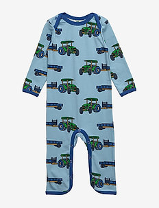 Body Suit, Tractor - AIR BLUE