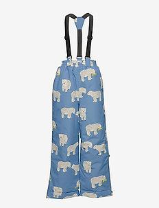 Ski Pants. Bear - WINTER BLUE