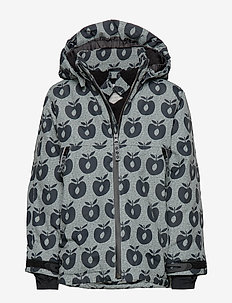 Winter Jacket. Uni. Apple - gewatteerde jassen - b. grey
