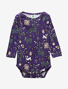 Body med landskab - IMPERIAL PURPLE