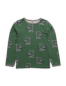 T-shirt - ELM GREEN