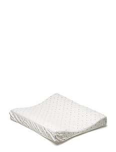 Changing Pad Cover - Silver Pink