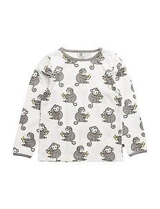 T-shirt Longsleeve - Cream