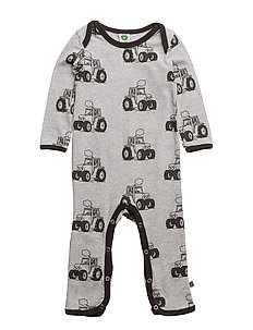Body Suit. Tractor - GREY MIX