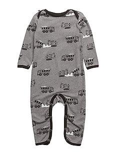 Body Suit. Truck - M. GREY MIX