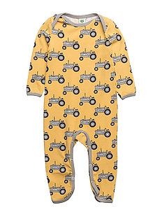Body Suit. Old Tractor - OCHRE
