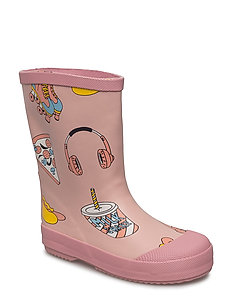 Rubber boots - Bridal Rose