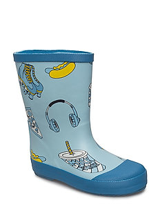 Rubber boots - Stone Blue