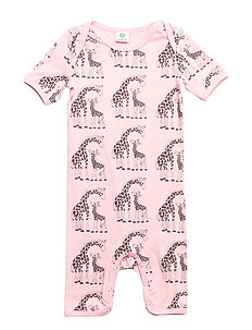 Body Suit SS/SL. Giraffe - BLUSH