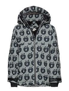 Padded Turnable jacket. Apple