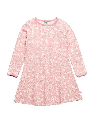 Dress LS. Flowers - BRIDAL ROSE