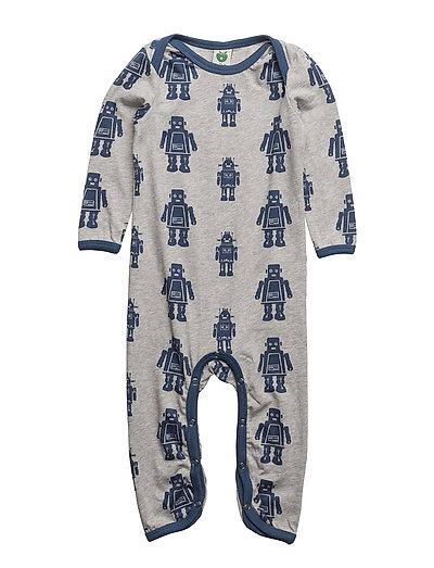 Body Suit. Robort - STONE BLUE