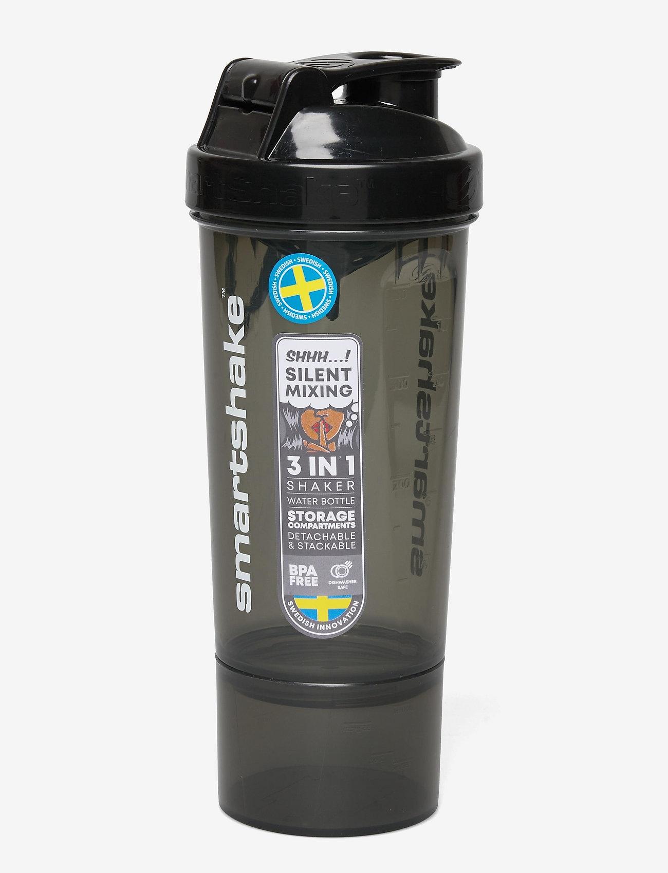 Smartshake - SLIM - vannflasker og termoser - gunsmoke black - 1