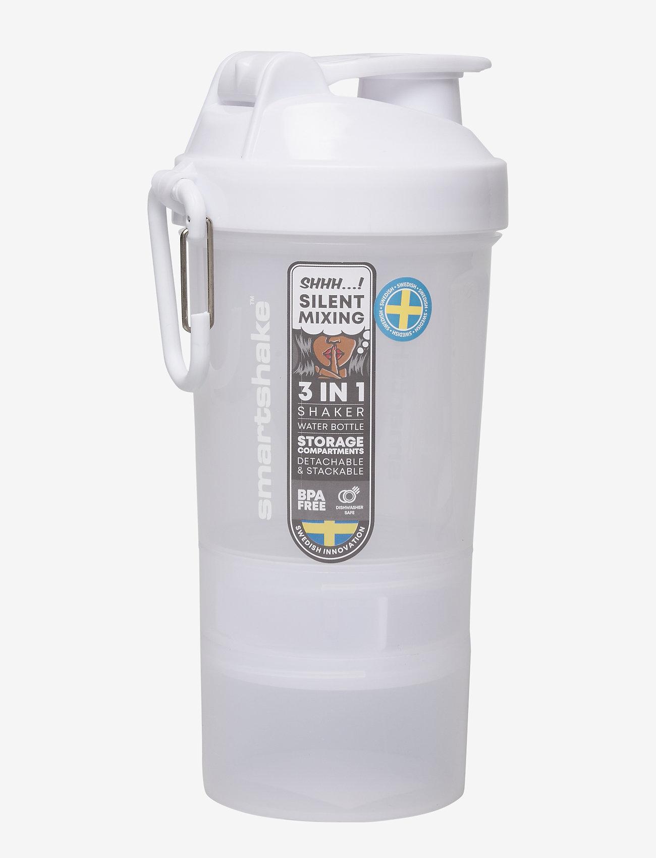 Smartshake - Smatshake Original2GO - vannflasker og termoser - pure white - 1