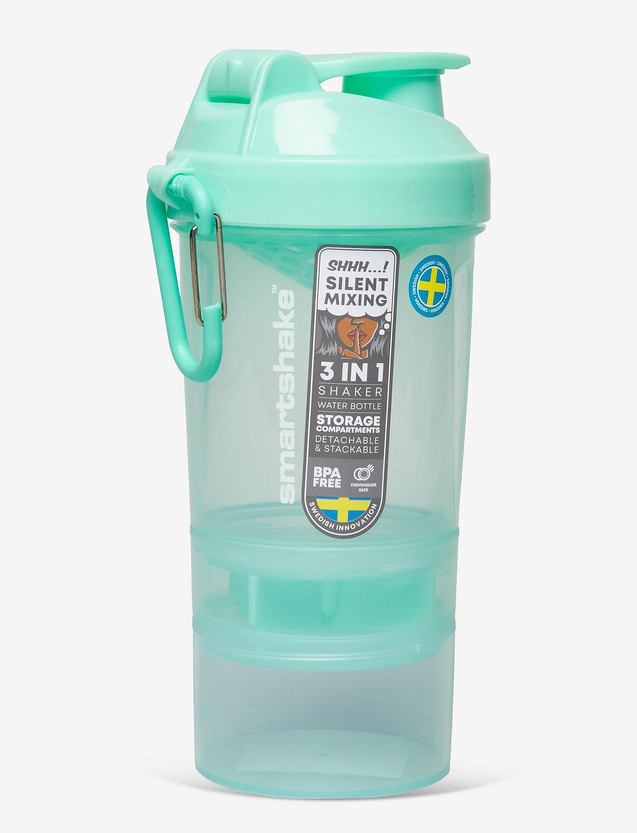 Smartshake - Smatshake Original2GO - vannflasker og termoser - mint green (mint) - 1