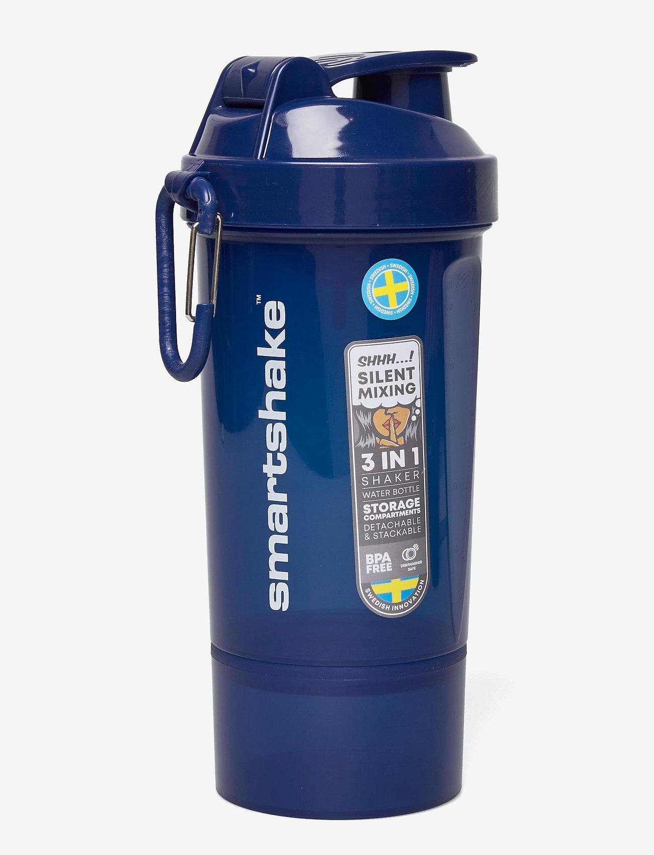 Smartshake - Smatshake Original2GO ONE - vannflasker og termoser - navy blue - 1