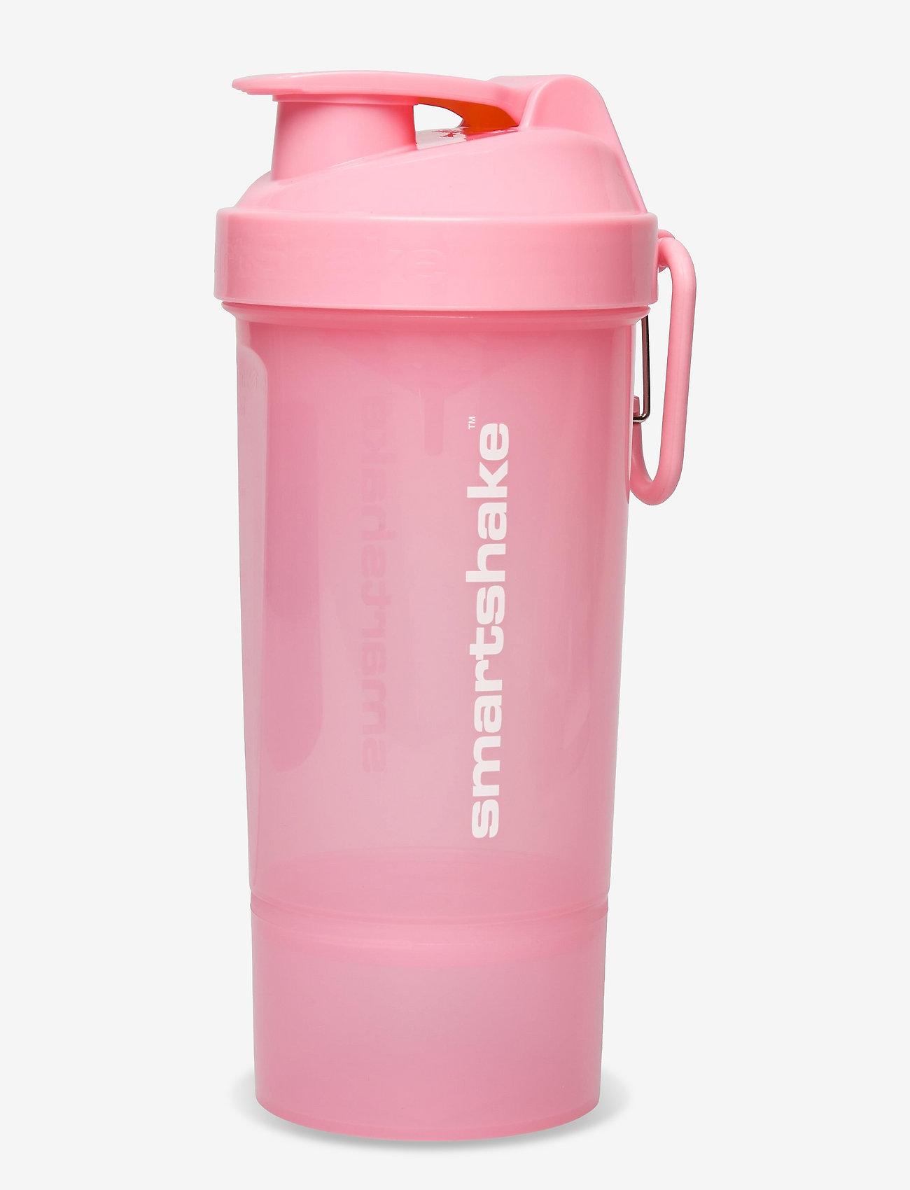 Smartshake - Smatshake Original2GO ONE - vannflasker og termoser - light pink - 0