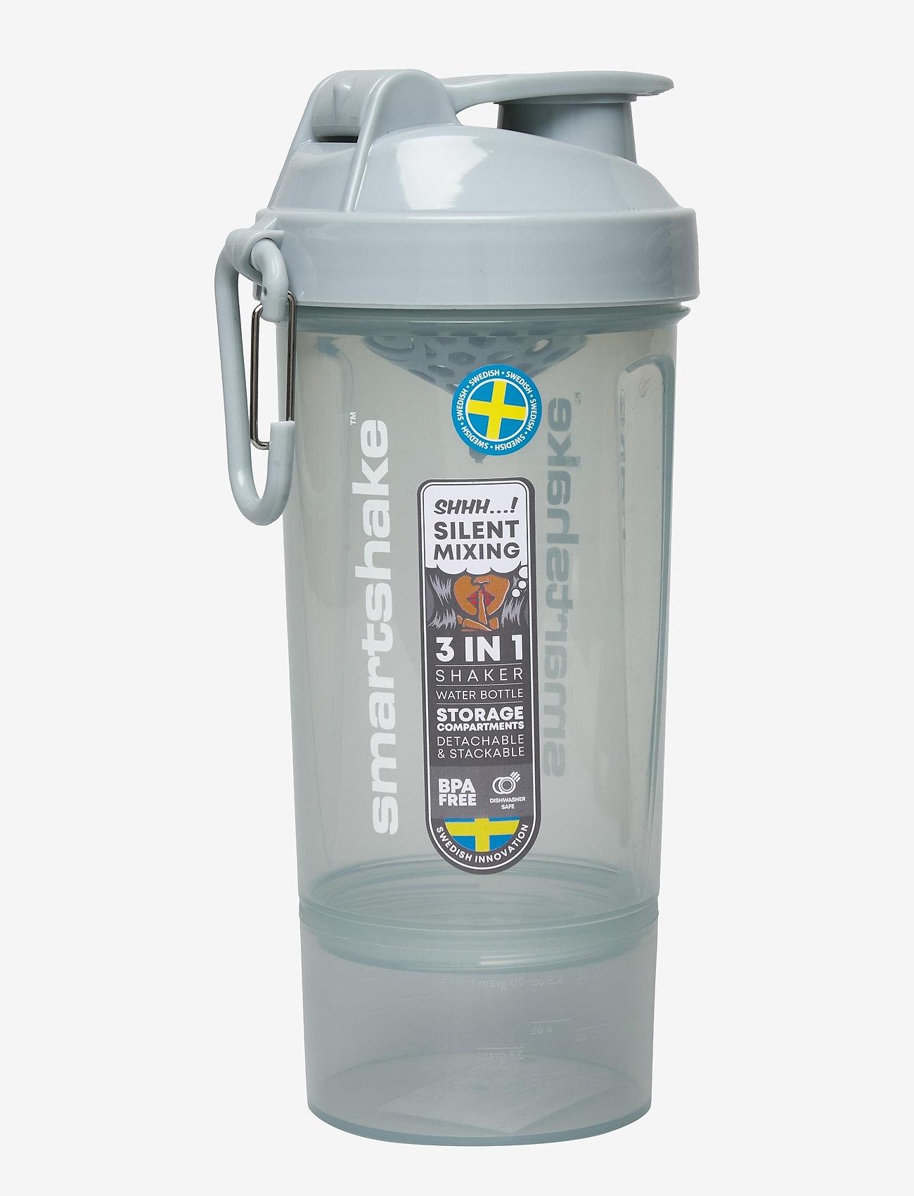 Smartshake - Smatshake Original2GO ONE - vannflasker og termoser - mist gray (grey) - 1