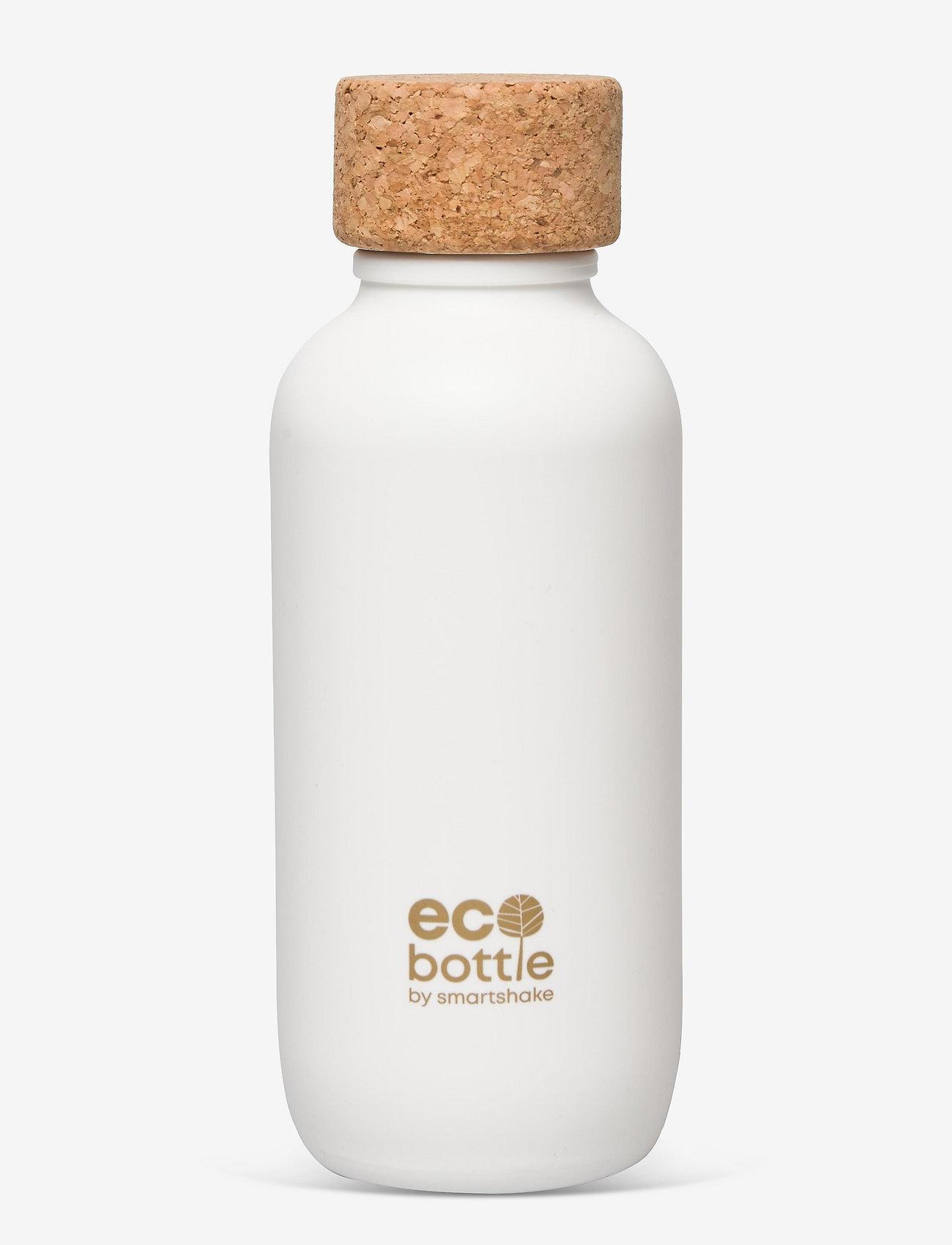 Smartshake - EcoBottle - vannflasker og termoser - white - 0