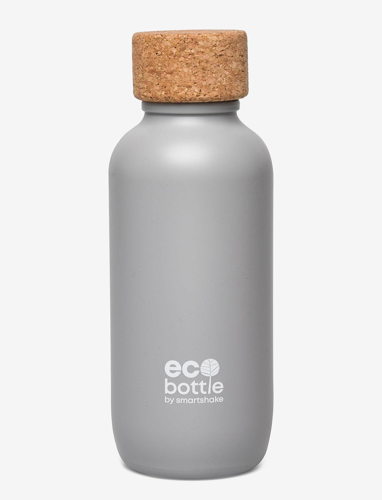 Smartshake - EcoBottle - vannflasker og termoser - grey - 0