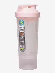 Smartshake - SLIM - vannflasker og termoser - cotton pink (light lavendel) - 0