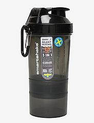 Smartshake - Smatshake Original2GO - vannflasker og termoser - black - 1