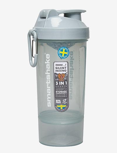 Smatshake Original2GO ONE - vannflasker og termoser - mist gray (grey)
