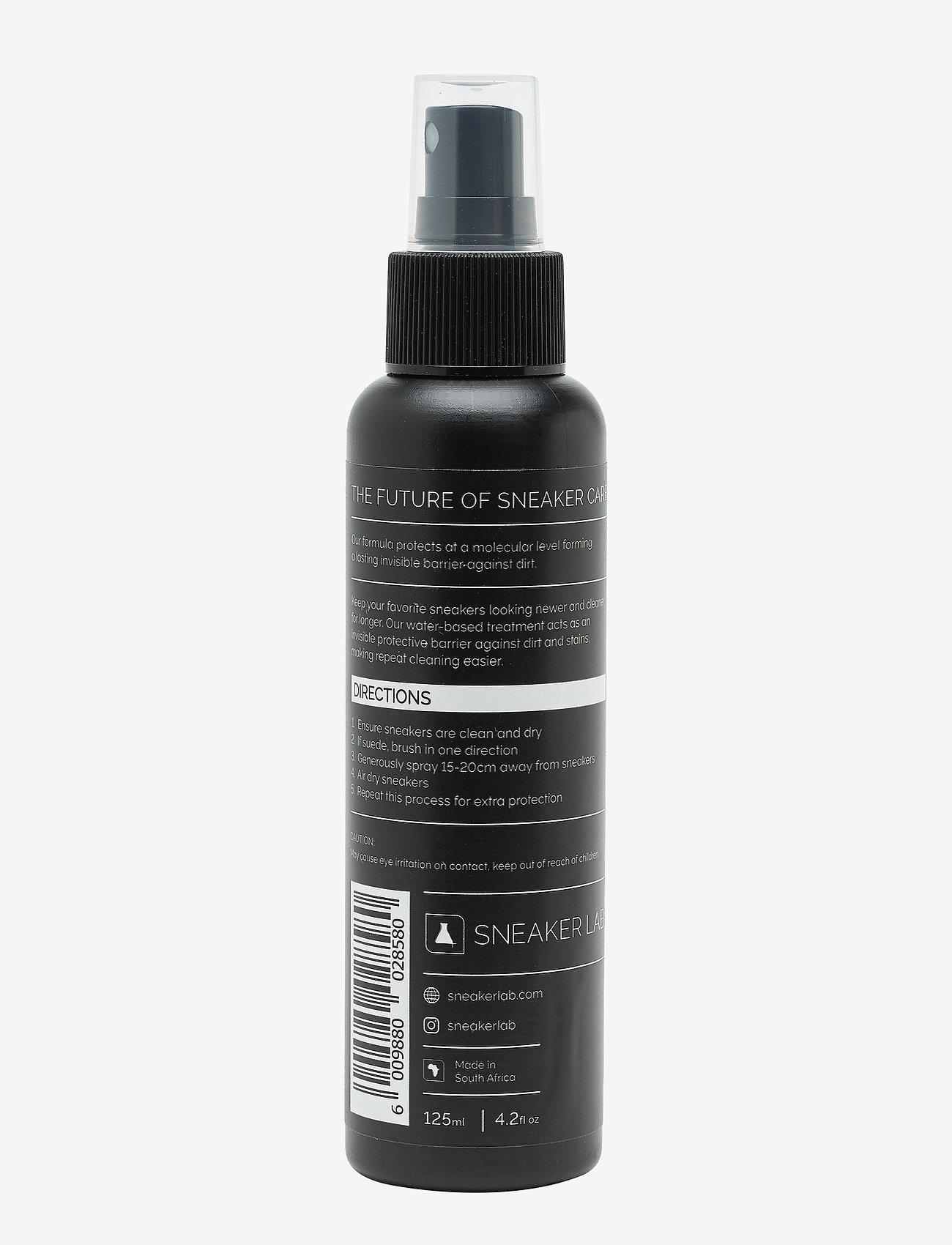 Sneaker Lab - Sneaker Protector 125ml - skobeskyttelse - black - 1