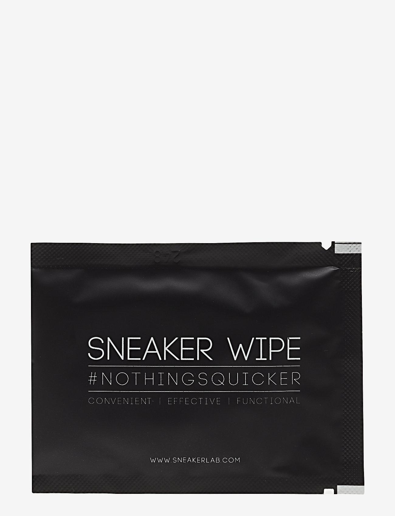 Sw-sneaker Wipes (Black) - Sneaker Lab