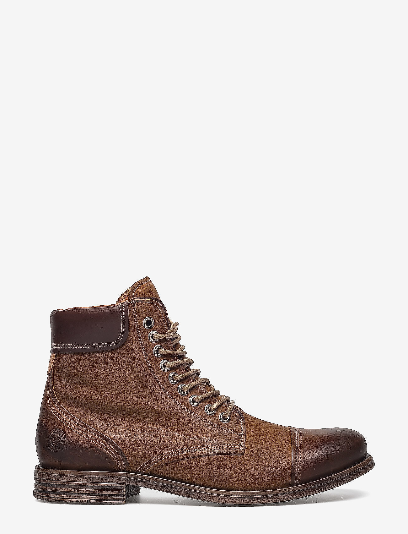 Sneaky Steve - Doverlake Leather Sh - buty zimowe - cognac - 1