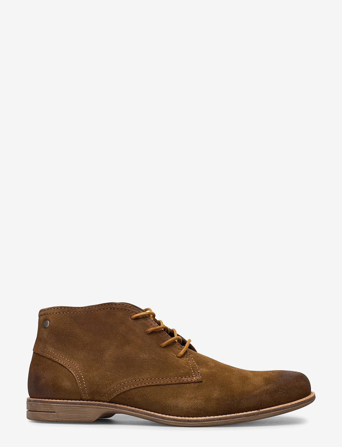Sneaky Steve - Fall Mid - desert boots - tobacco - 1