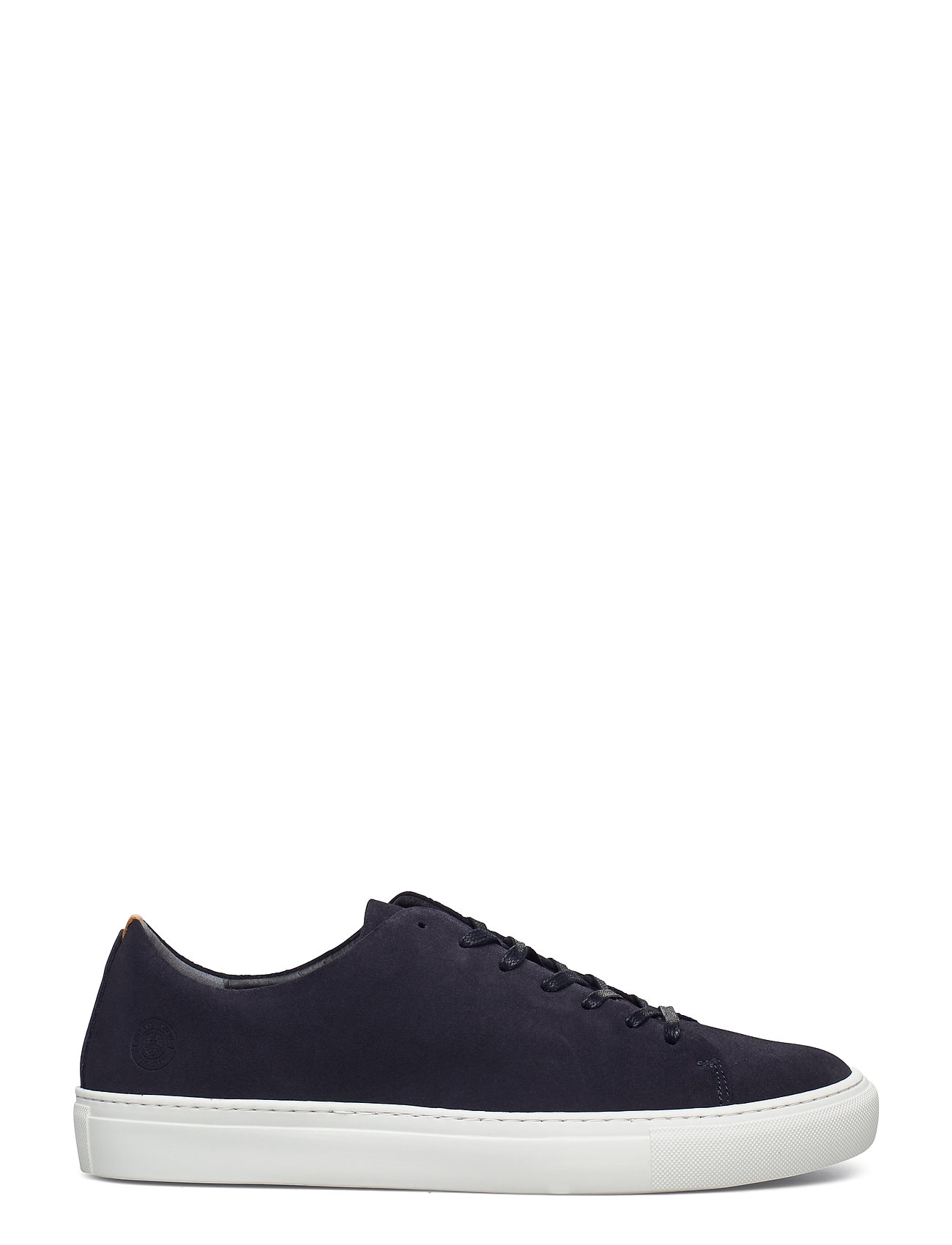 Image of Less Suede Shoe Low-top Sneakers Blå Sneaky Steve (3486574131)