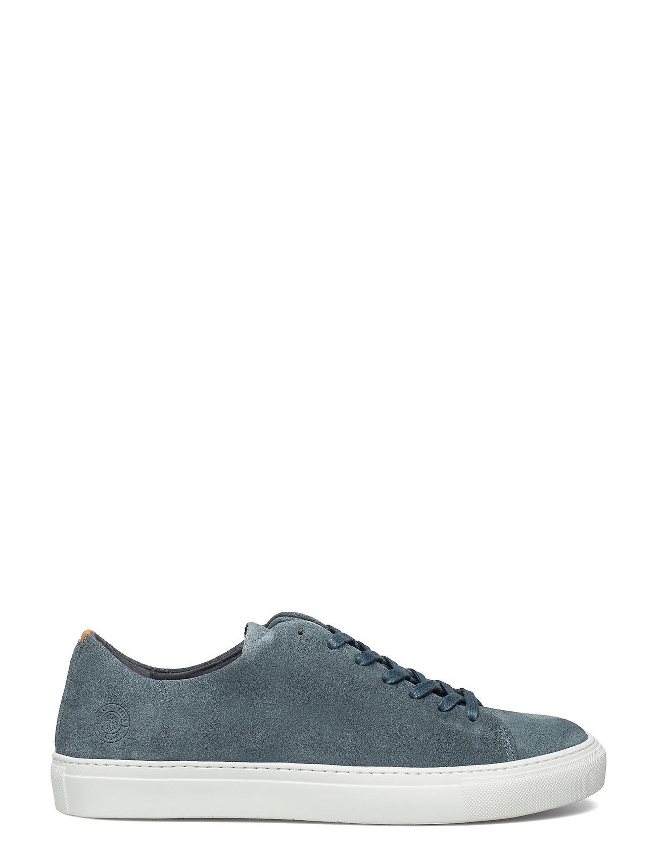 Image of Less Suede Shoe Low-top Sneakers Grå Sneaky Steve (3524535741)